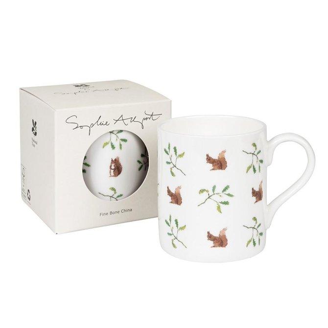 Sophie Allport Standard Mug National Trust Squirrel