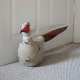 Sophie Allport Pheasant Door Stop