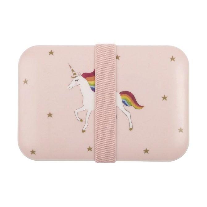 Sophie Allport Unicorn Bamboo Lunch Box