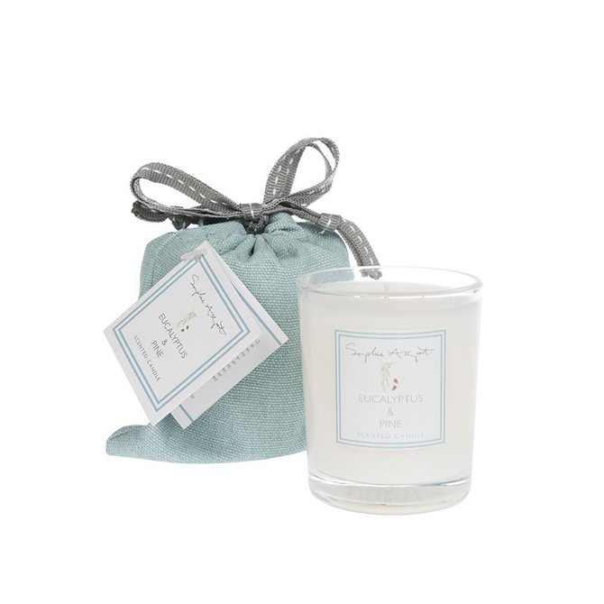Sophie Allport Eucalyptus & Pine Candle Small