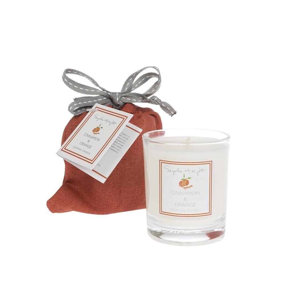 Sophie Allport Cinnamon & Orange Candle Small