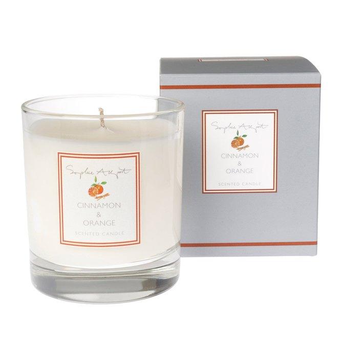 Sophie Allport Cinnamon & Orange Candle Large