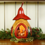 Meadowbrook Gourds The Spirit Of Christmas Large Lit