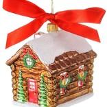 JingleNog Jingle Log House