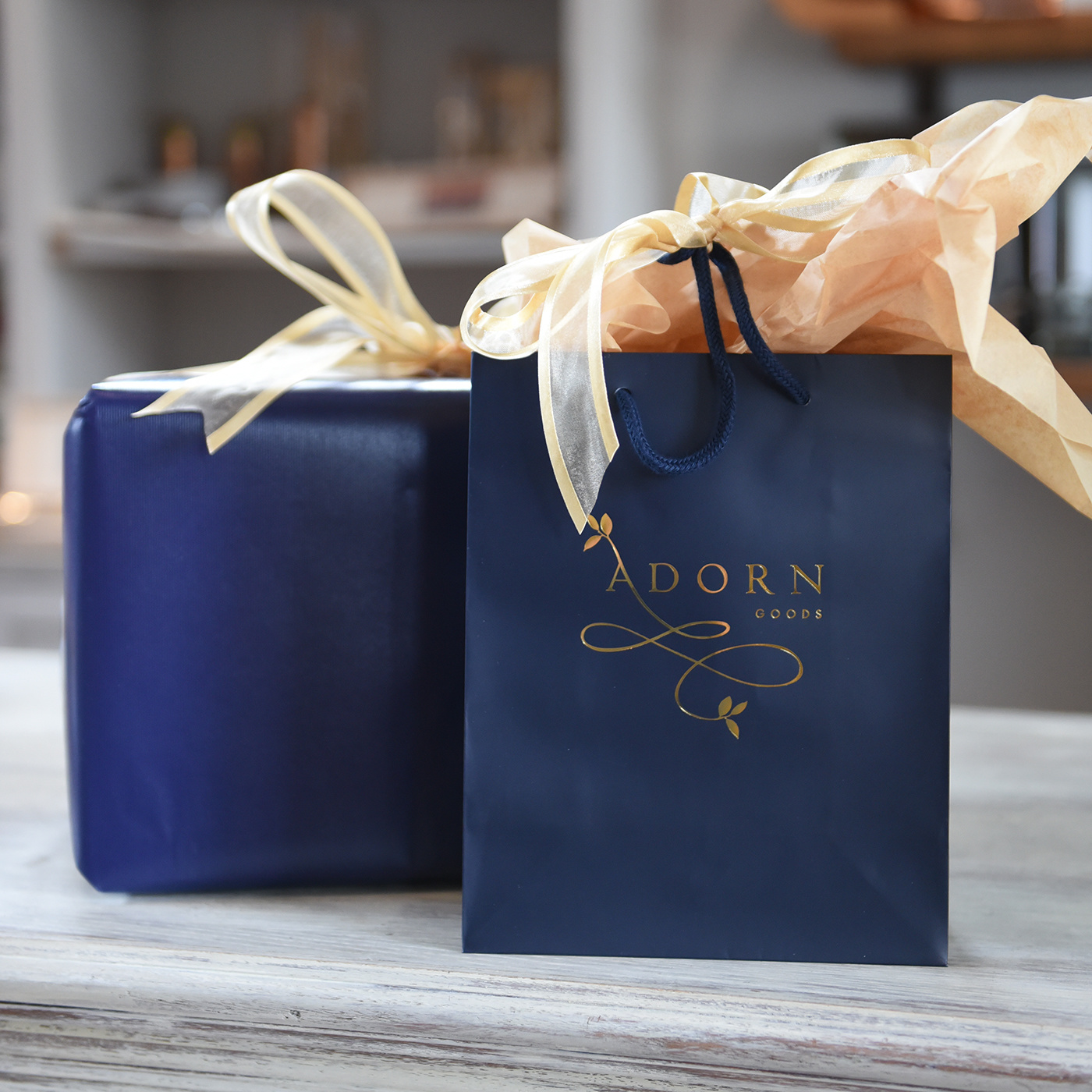 Adorn Goods Gift Wrapping