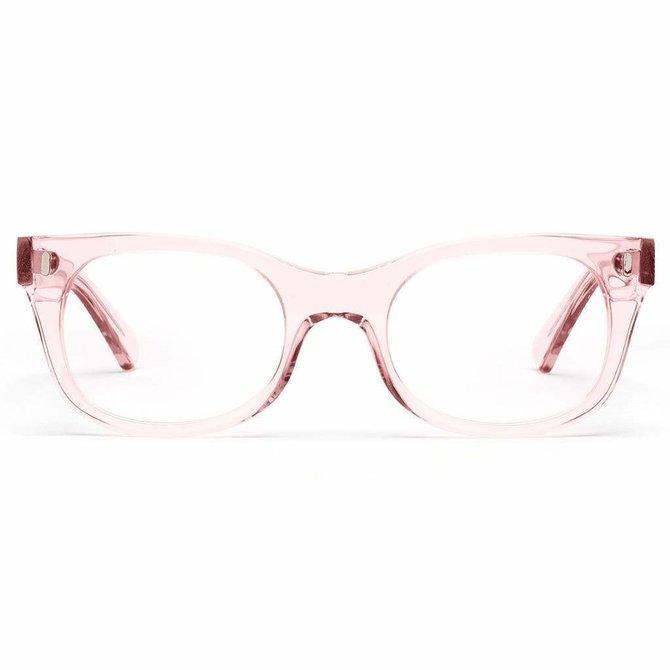 Caddis Bixby Polished Clear Pink 2.00