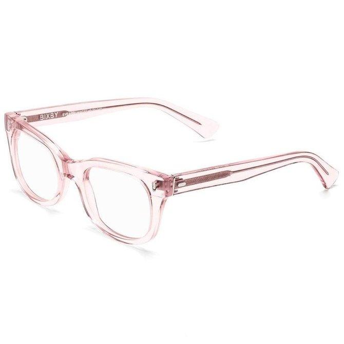 Caddis Bixby Polished Clear Pink 1.50