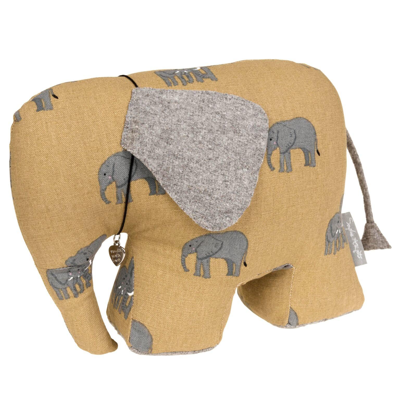 Sophie Allport DOORSTOP - ELEPHANT