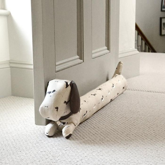 Sophie Allport DRAUGHT EXCLUDER - SHAPED - WOOF