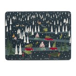 Sophie Allport HOME FOR CHRISTMAS Placemats Set 4