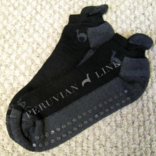 Peruvian Link Footie Alpaca Socks M