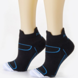 Peruvian Link Activewear Alpaca Socks Black S/M