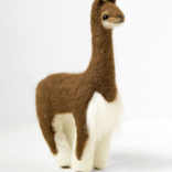 Peruvian Link 100% Baby Alpaca Figurine - Vicuna