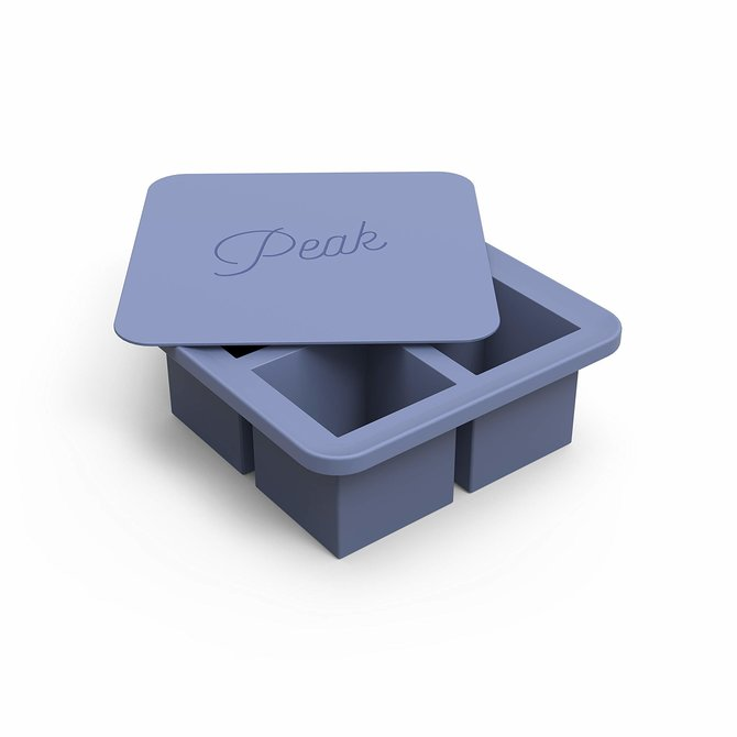 W&P Design XL Ice Cube Tray - Blue