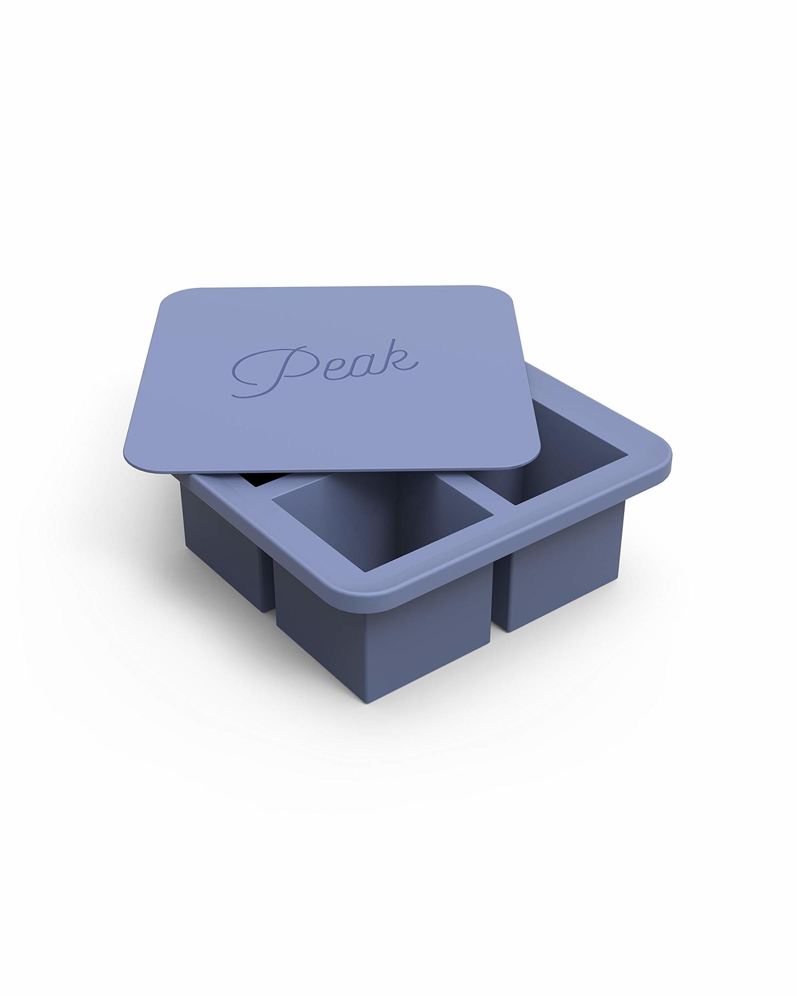 W&P Design XL Ice Cube Tray - Blue