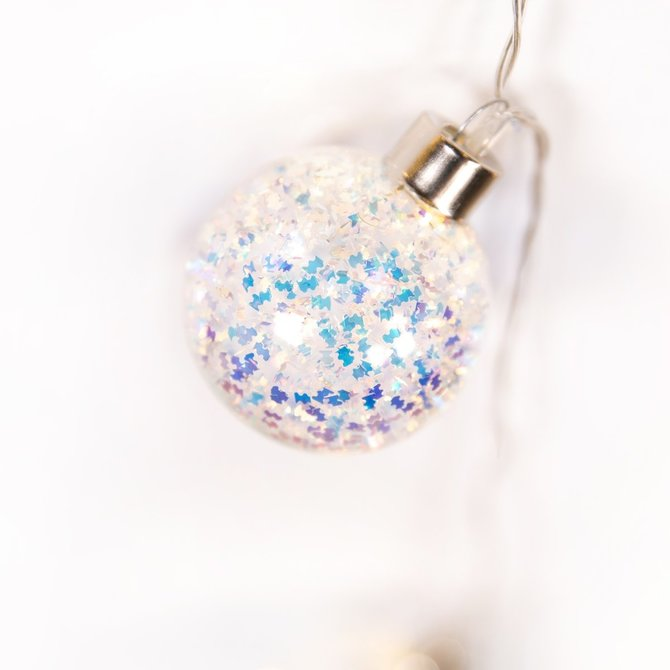 Sunny Life Bauble St. Lights Holographic