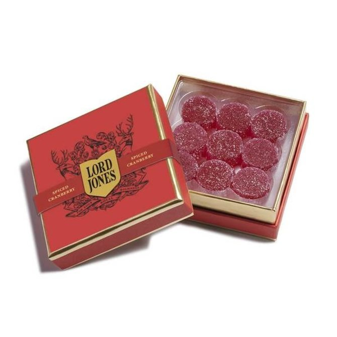 Lord Jones Lord Jones Spiced Cranberry Gumdrops