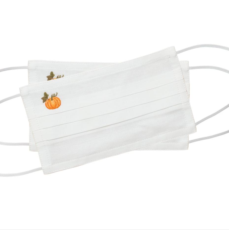 Henry Handwork Pumpkins Grande Mask (One size)