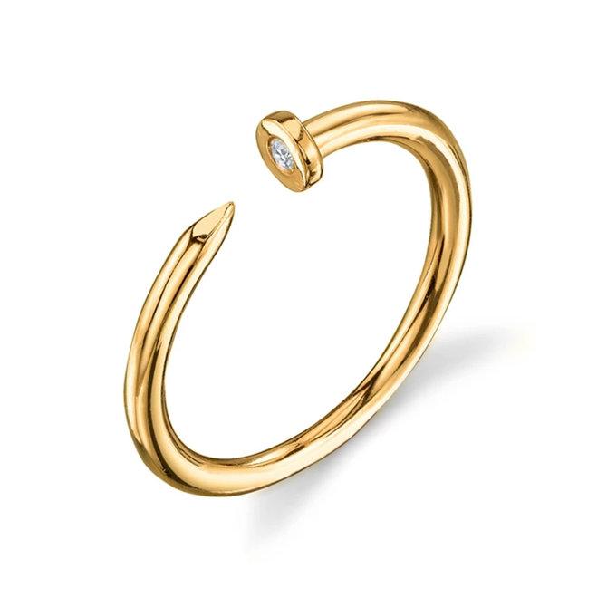 Sydney Evan Nail Ring