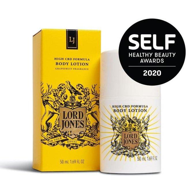 Lord Jones Grapefruit Fragrance Body Lotion 50ml