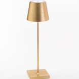 Poldina POLDINA GOLD LEAF TABLE LAMP