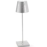 Poldina POLDINA PRO SILVER LEAF TABLE LAMP