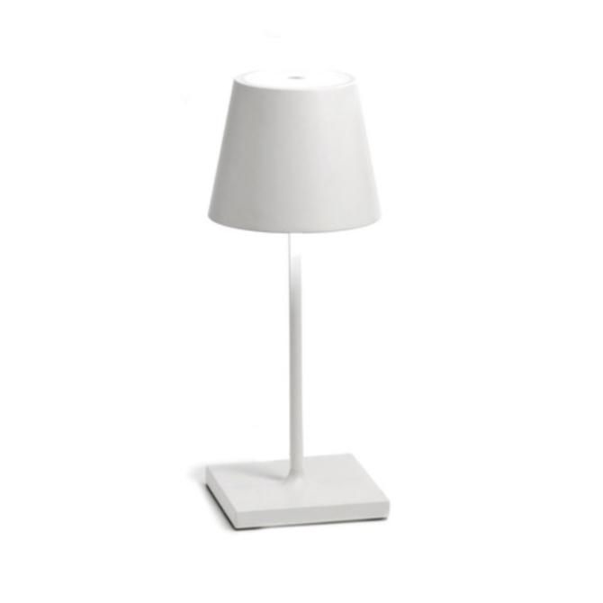 Poldina POLDINA PRO MINI WHITE TABLE LAMP