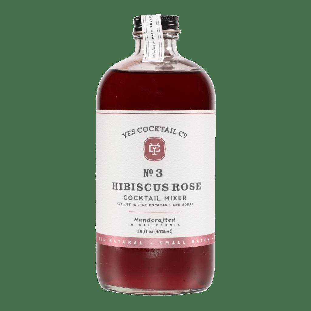 Faire Hibiscus Rose Cocktail Mixer