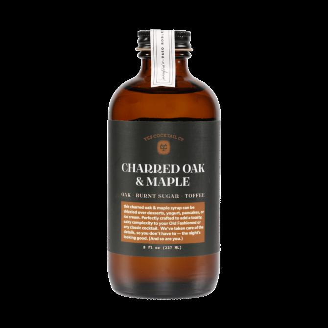 Faire Charred Oak & Maple Syrup