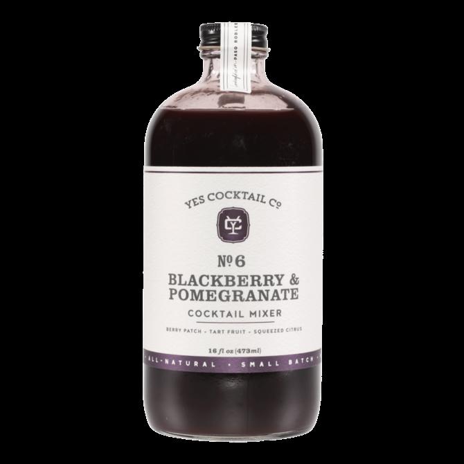 Faire Blackberry Pomegranate Cocktail Mixer