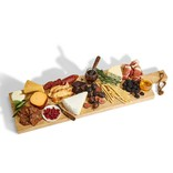 Two's Company Oversized Handled Serving Board