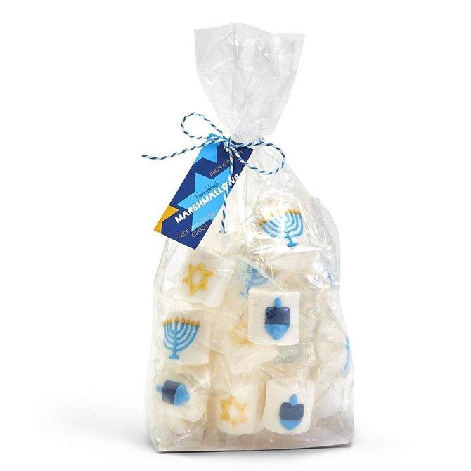 Two's Company Hanukkah Marshmallows