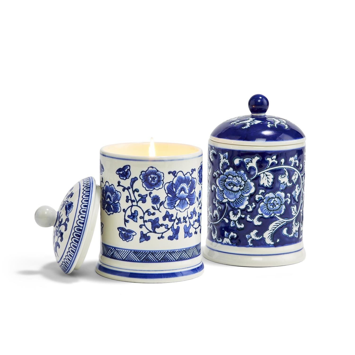 Two's Company Canton Collection Candle
