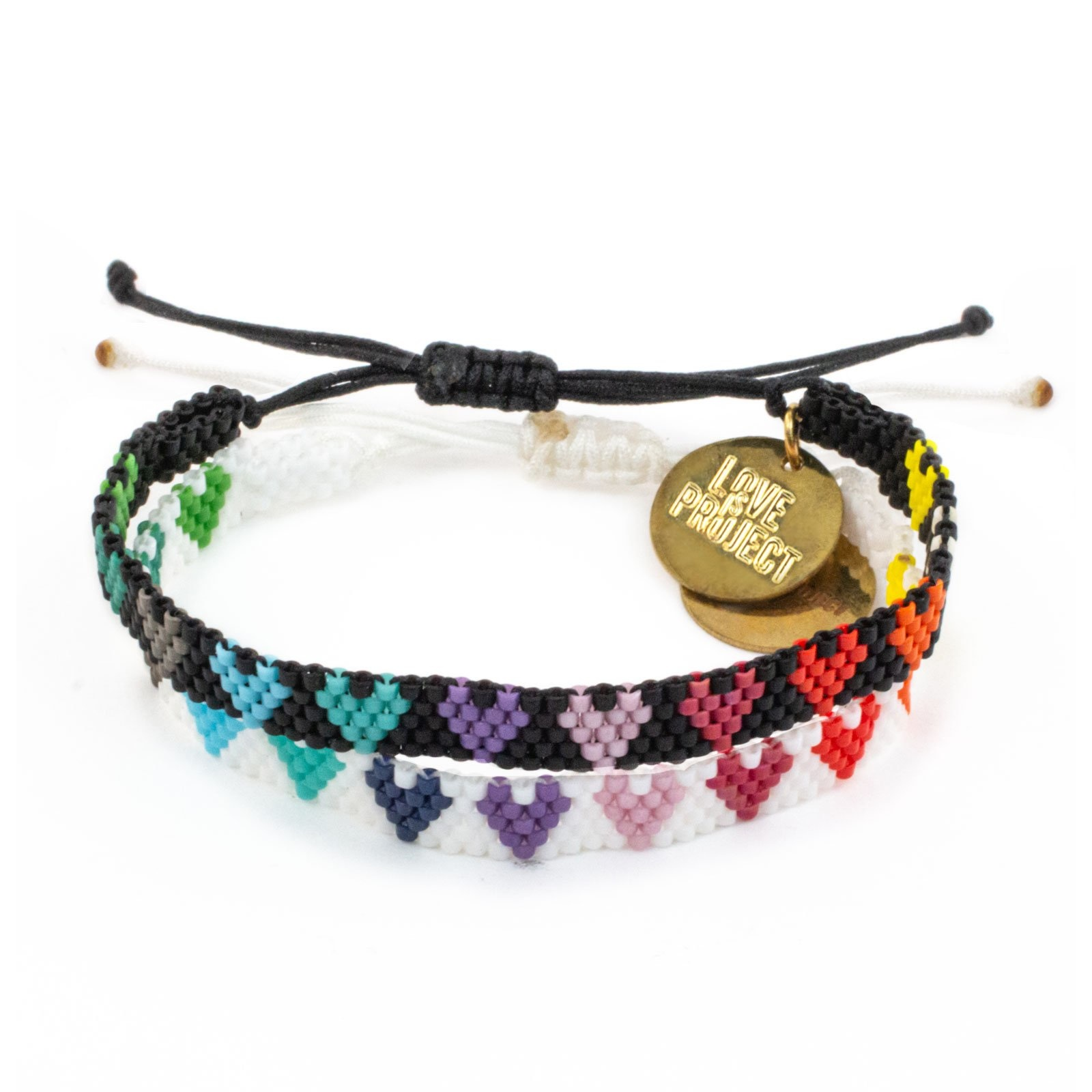 Love Project LOVE is LOVE Bracelets Set of 2