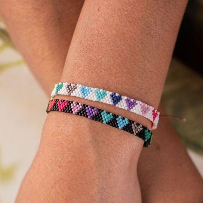 Love Project LOVE is LOVE Bracelets Set of 2