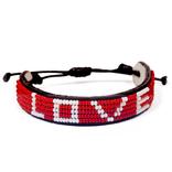 Love Project LOVE Bracelet - Original in Red
