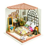 Hands Craft Alice's Dreamy Bedroom DIY Miniature Kit