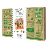Hands Craft Jason's Kitchen DIY Miniature Dollhouse Kit