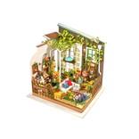 Hands Craft Miller's Garden DIY Miniature Dollhouse Kit