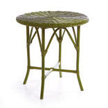 "Napa Home and Garden NORMANDY 30"" CAFE TABLE GREEN"