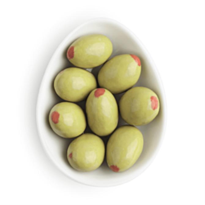 Sugarfina Martini Olive Almonds Small