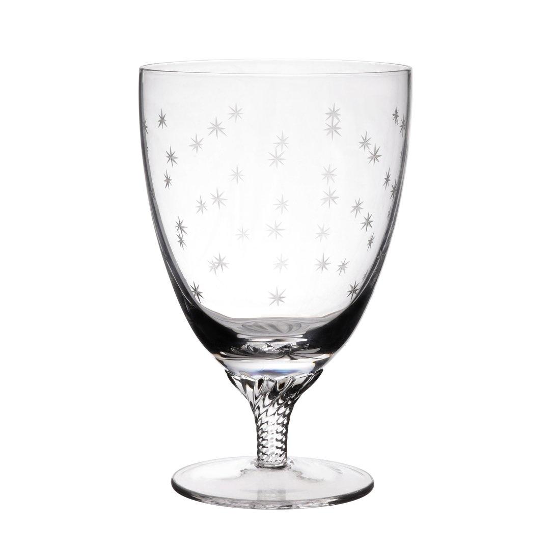 The Vintage List Stars Bistro Wine Glass