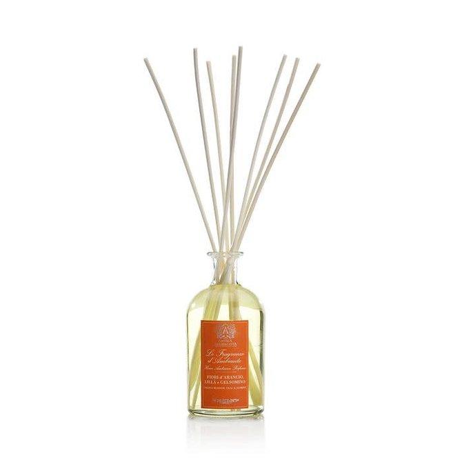 Antica Farmacista Orange Blossom, Lilac, & Jasmine Diffuser w/ Reeds