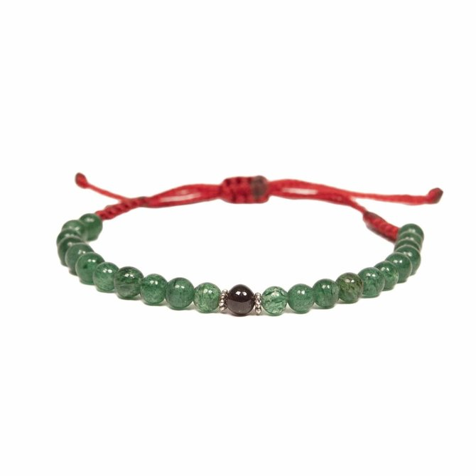 Love Project Jade Chinese New Years Bracelet