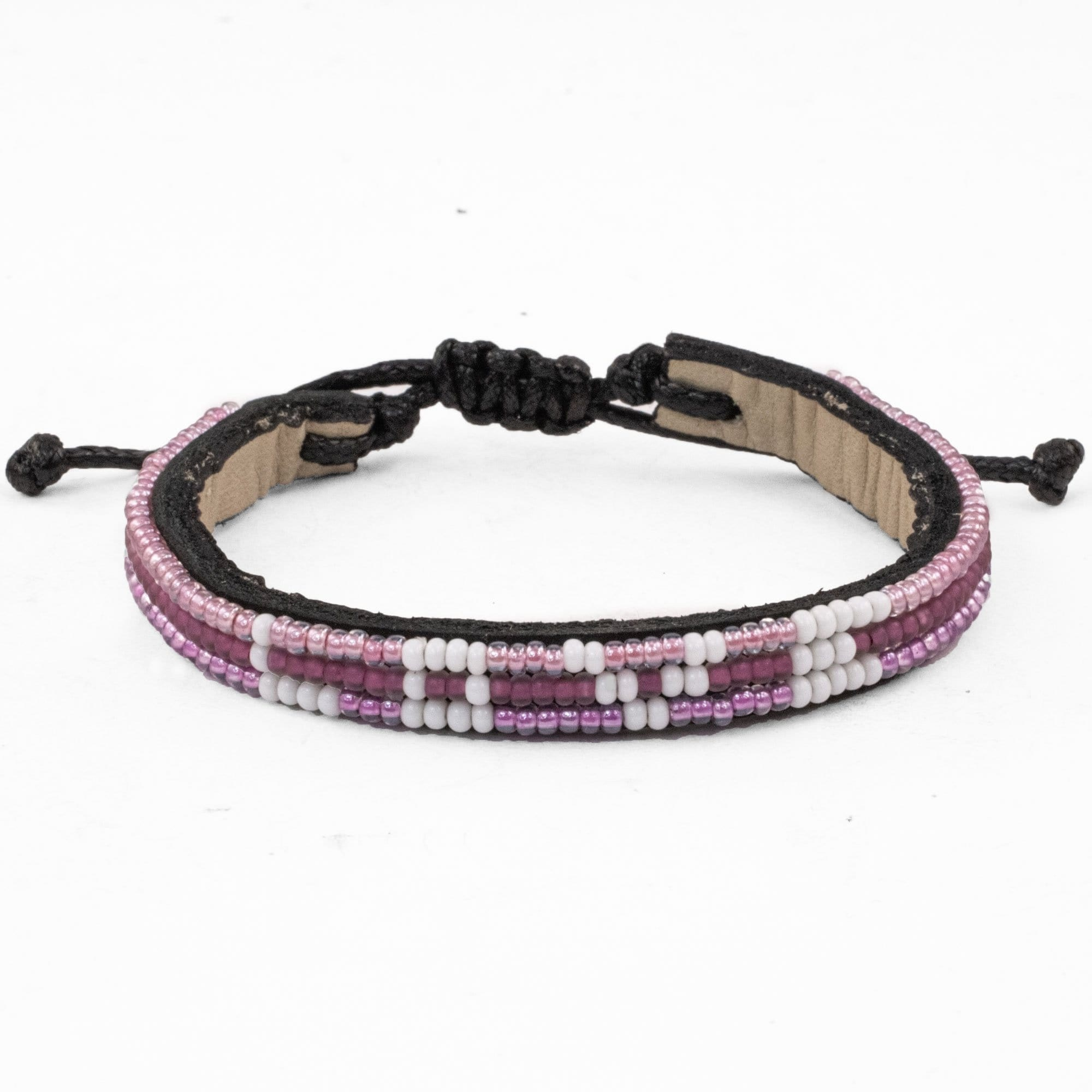 Love Project Skinny Ombre LOVE Bracelet PINK