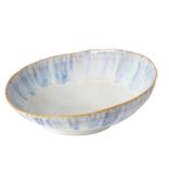 Casafina Living Serving Bowl Brisa Ria Blue