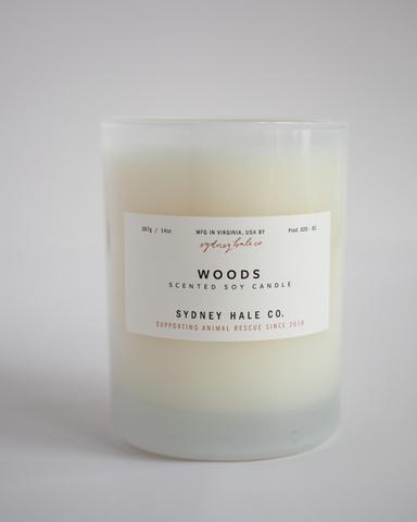 Sydney Hale Co Woods Candle