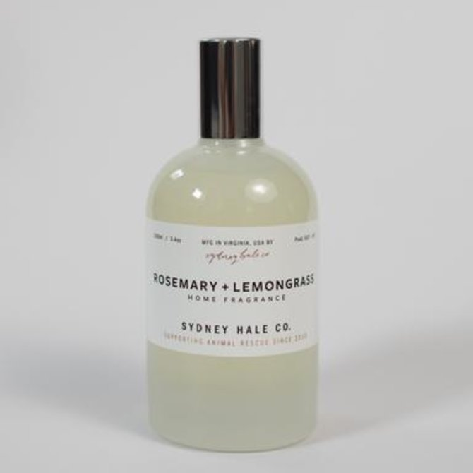 Sydney Hale Co Rosemary + Lemongrass  Fragrance Spray