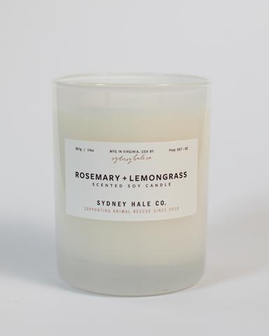 Sydney Hale Co Rosemary + Lemongrass