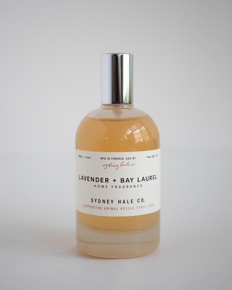 Sydney Hale Co Lavender + Bay Laurel (3.5 oz. room spray)